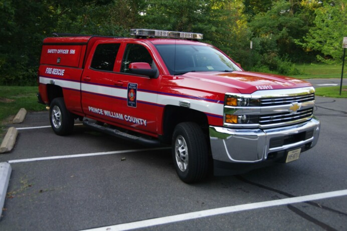 Prince William County Fire & Rescue