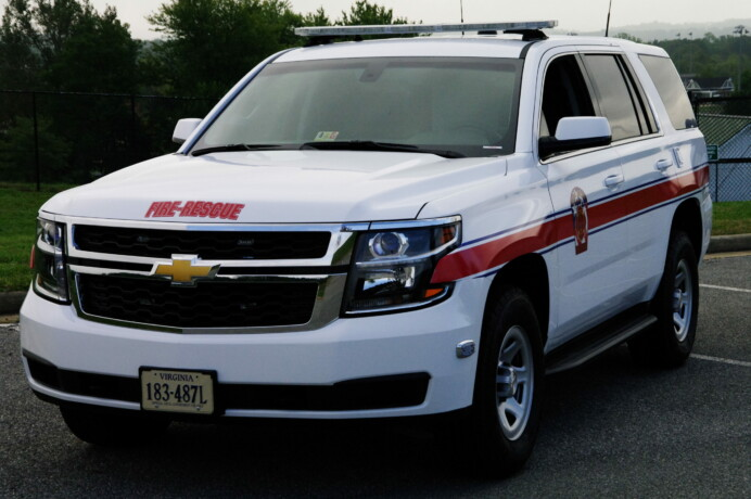 New Kent County Fire & Rescue