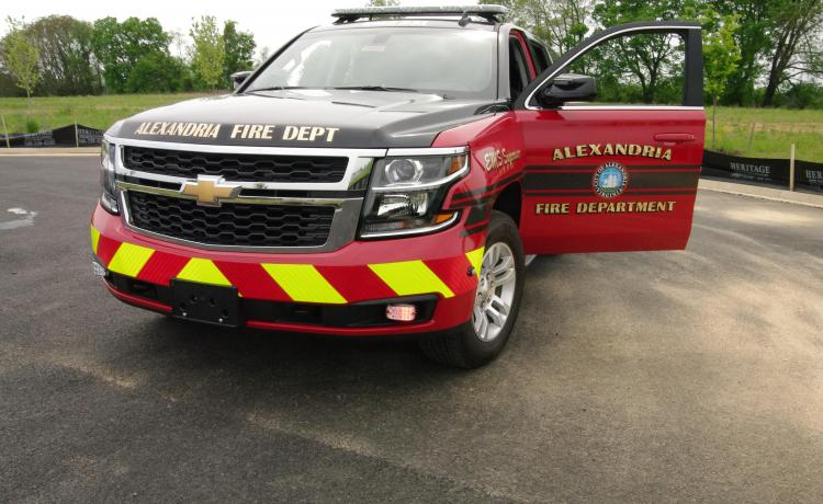 Alexandria Fire Department